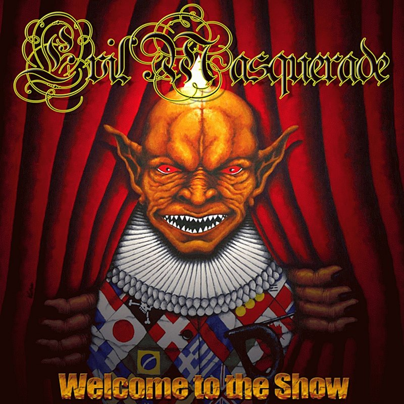 Cover Art: Welcome To The Show