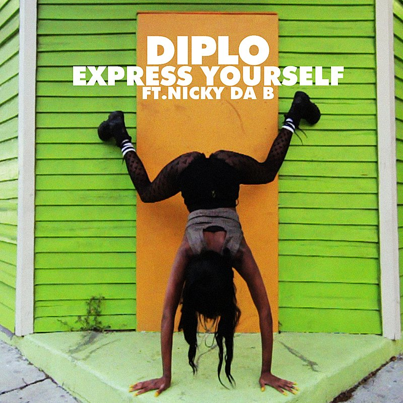 Cover Art: Express Yourself
