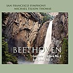 Michael Tilson Thomas Beethoven: Leonore Overture No. 3 And Symphony No. 7