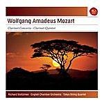 Richard Stoltzman Mozart: Clarinet Concerto - Clarinet Quintet