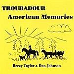 Troubadour American Memories