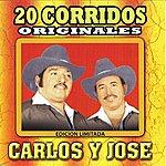 Carlos Y Jose 20 Corridos Originales