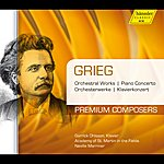 Neville Marriner Grieg: Orchestral Works - Piano Concerto