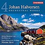 Neeme Järvi Halvorsen: Orchestral Works, Vol. 4