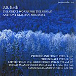 Anthony Newman Bach: The Great Works For The Organ