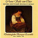 Anne Sofie Von Otter Handel / Monteverdi / Telemann / Roman