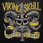 Viking Skull Cursed By The Sword