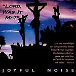 Joyful Noise Lord, Was It Me?