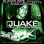 Quake B.Y.O.B. (Be Ya Own Boss) Album Sampler