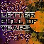 Billy Fury Letter Full Of Tears