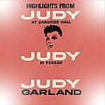 Judy Garland Highlights From Judy At Carnegie Hall