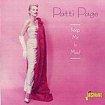 Patti Page Keep Me In Mind