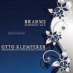 Otto Klemperer Brahms: Symphony No. 4, Academic Festival Overture & Tragic Overture