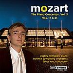 Odense Symphony Orchestra Mozart: The Piano Concertos, Vol. 3