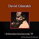 David Oistrakh Oistrakh - Brahms, Greig, Shostakovich