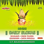 S. P. Balasubramaniam Divine Daily Slokas ( Divine Chants )
