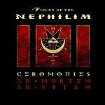 Fields Of The Nephilim Ceromonies