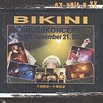 Bikini Búcsúkoncert 1992 Bs (Live)