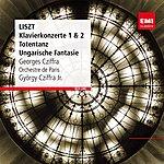 György Cziffra Liszt: Konzerte 1 & 2, Totentanz, Ungarische Fantasie