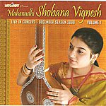 Mahanadhi Shobana Mahanadhi Shobana Vignesh Live Concert - 2008 Vol-1
