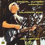Jack Warner Magical Guitars-California Surf-Supersonic