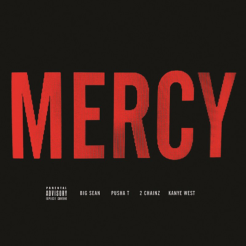 Cover Art: Mercy (Explicit Version)