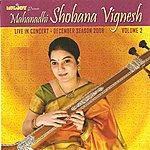 Mahanadhi Shobana Mahanadhi Shobana Vignesh Live Concert - 2008 Vol-2