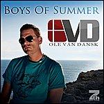 Ole Van Dansk Boys Of Summer