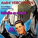 """André Verchuren Accordéon Virtuose Vol. 1 - """"Invitation Au Musette"""""""