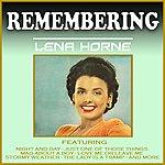 Lena Horne Remembering Lena Horne