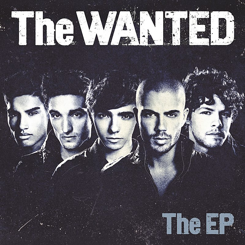 Cover Art: The Wanted (The EP)
