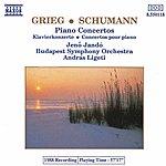 Jenő Jandó Grieg / Schumann: Piano Concertos In A Minor