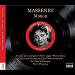Victoria De Los Angeles Massenet: Manon (Los Angeles, Legay, Monteux) (1955)
