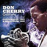 Don Cherry Copenhagen 1963 & Hilversum 1965