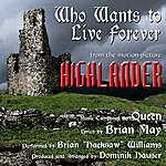 """Brian May """"Who Wants To Live Forever"""" From The Motion Picture """"Highlander"""" By Queen"""