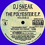 DJ Sneak Dj Sneak Presents The Polyester E.P. Volume 2