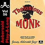 Mark Levine Thelonious Monk - Volume 56