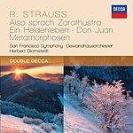 San Francisco Symphony Orchestra Strauss, R.: Also Sprach Zarathustra; Ein Heldenleben; Don Juan; Metamorphosen