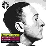 Jascha Heifetz Jascha Heifetz Plays Bach, Vieuxtemps & Gruenberg