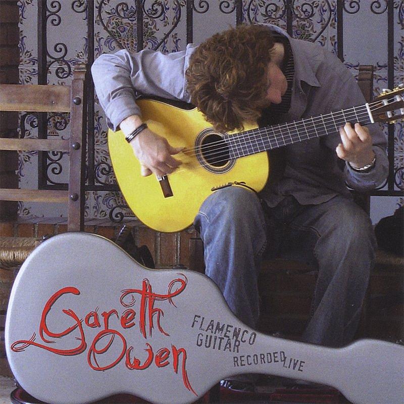 Cover Art: Gareth Owen Flamenco Guitar