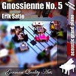 Erik Satie Gnossienne No. 5 , 5th , 5. (Feat. Falk Richter) - Single
