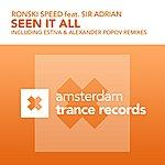 Ronski Speed Seen It All (Feat. Sir Adrian)