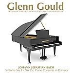 Glenn Gould Bach: Sinfonia No.1 - No.15