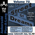 Mark Levine Street Of Dreams - Volume 72