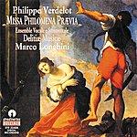 Marco Longhini Verdelot: Missa Philomena Prævia