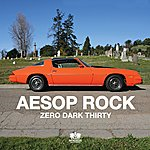 Aesop Rock Zero Dark Thirty