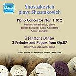 Dmitri Shostakovich Shostakovich Plays Shostakovich