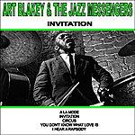 Art Blakey Invitation