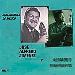 José Alfredo Jiménez Dos Grandes De México