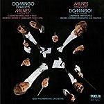 Sherrill Milnes Domingo Conducts Milnes!; Milnes Conducts Domingo!